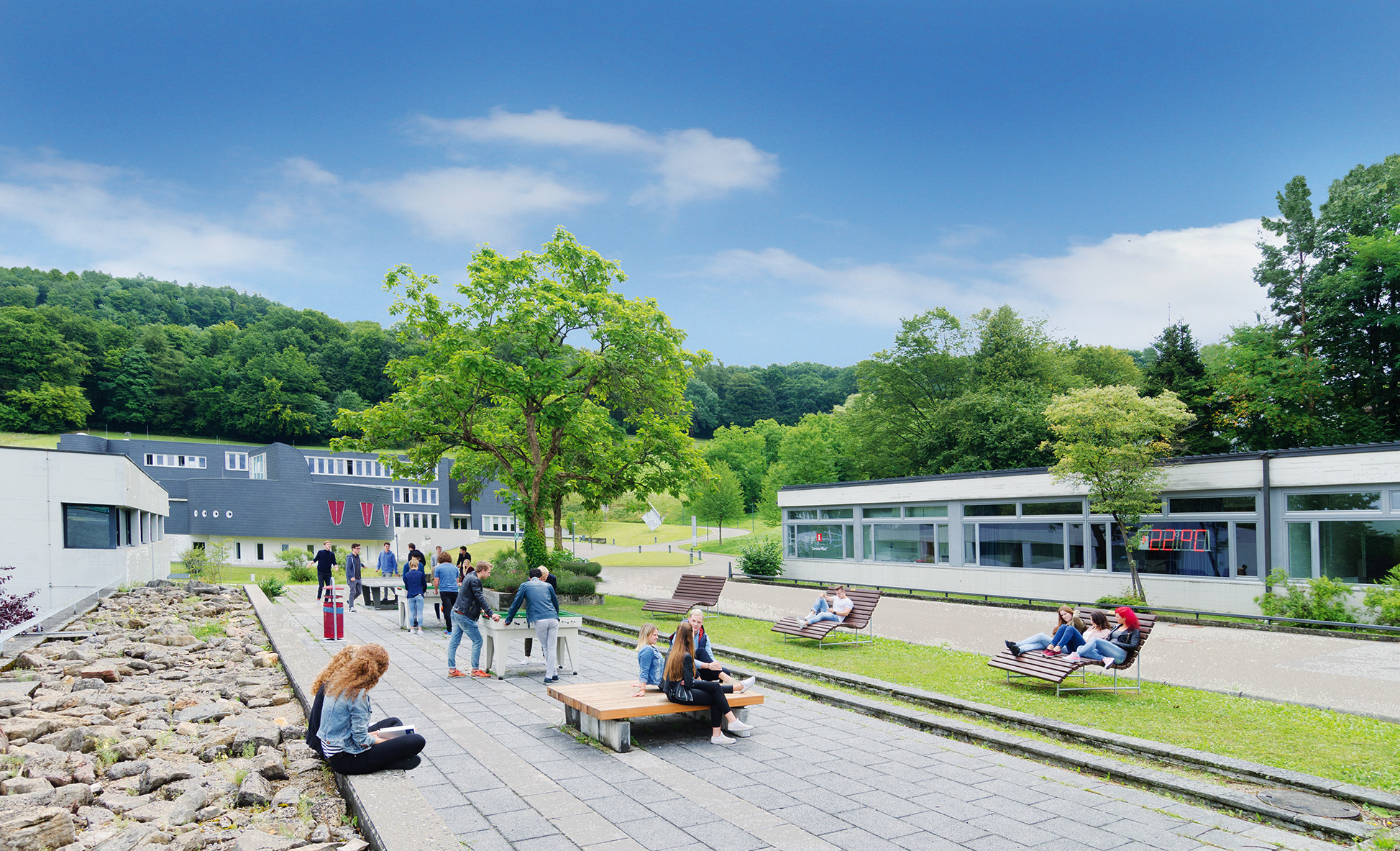 Campus DHBW Lörrach